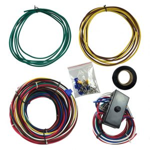 Universal wiring harness, perfect for Buggy - Electrical section - Switches and apparatuses - Wiring harnesses  - Generic