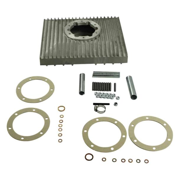 Supplementary sump+ 1,4 litre, without filter - Engine - Oil circuit - Supplementary oil sump  - Generic