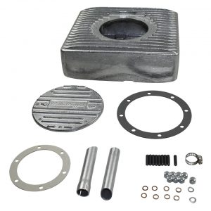 Supplementary sump+ 3,8 litre, without filter - Engine - Oil circuit - Supplementary oil sump  - Generic