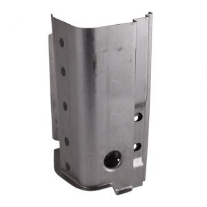 Front hinge pillar complete right - Exterior - Body parts - Bodywork Beetle (XView 1-01)  - Auto Craft
