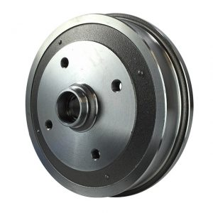 Brake drum front, 4 lug - Under-carriage - Brakes - Brake drumsSold each  - OMC
