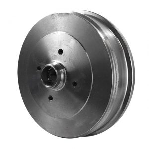 Brake drum, front4 lug (4x100) Golf - Under-carriage - Brakes - Modified brake discs and drums  - Generic