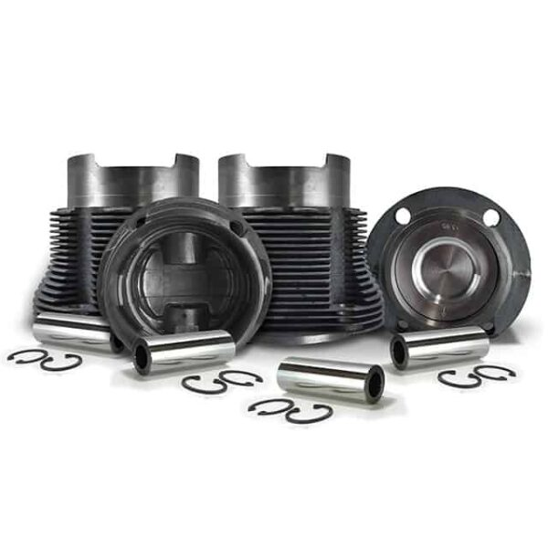 Piston and cylinderkit - T4 2000 cc -  94,00 mm - Engine - Lower block - Cilinder/ piston kit Type 4  - Generic