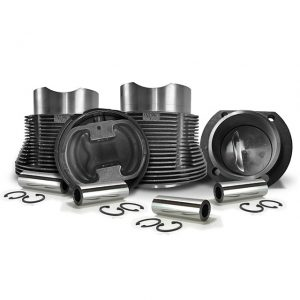 Piston and cylinder kit big bore kit T4 104mm for 2000cc - Engine - Lower block - Cilinder/ piston kit Type 4  - Generic