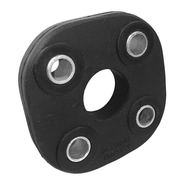 Rubber disc, between steering box and steering column - Under-carriage - Steering - Connecting-link steering box & steering column  - Generic