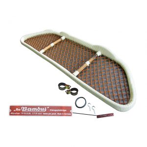 Parcel tray bambus convertiblereproduction - Interior - Upholstery and accessories - Bamboo parcel tray  - Generic