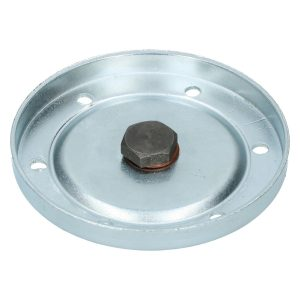Oil sump plate 25-36 hp with drainplug - Engine - Oil circuit - Oil change  - Generic
