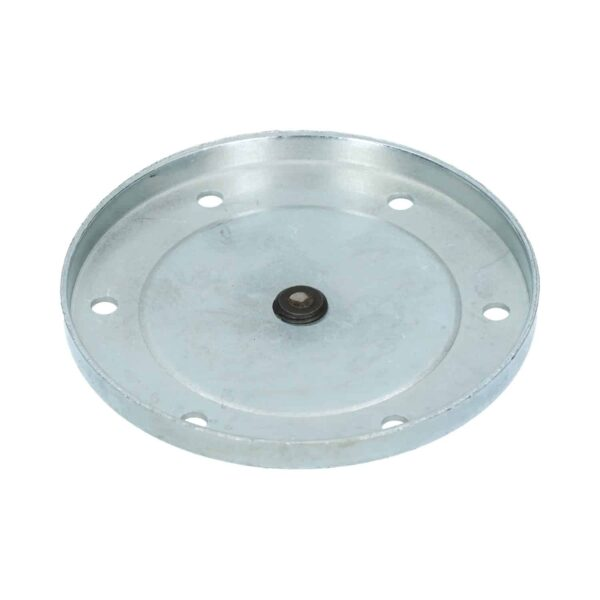 Oil sump plate with drainplug - Engine - Oil circuit - Oil change  - Generic