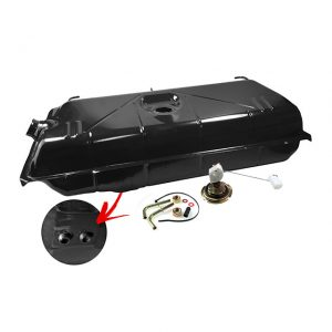 Fuel tank - Injection - Under-carriage - Gas tanks & conduct-pipes - Gas tank replacement  - Generic