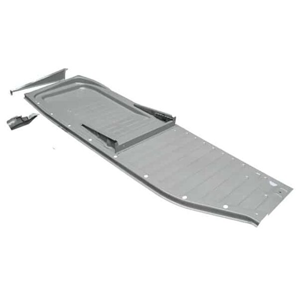 Floor plate right Beetle, OE-quality - Exterior - Body parts - Bodywork Beetle (XView 1-02)  - Generic