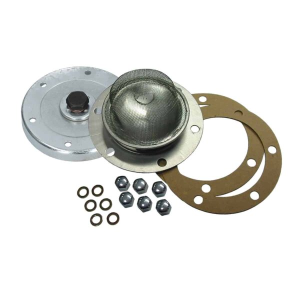 Complete oil change kit 25/30 hp - Engine - Oil circuit - Oil change  - Generic