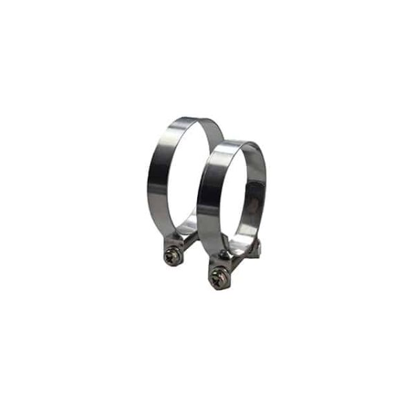 Clamps for seals on the intake manifoldby side - Engine - Fuel and intake - Manifold seals  - Generic
