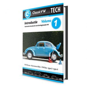 ClassicVW Tech 1Technical introduction for Bug, Ghia, Bus, Type 3, Type 4Dutch - Manuals - Books - Workshop manuals, Dutch  - Generic