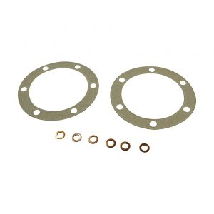 Sump plate gasket for 25/30 hp - Engine - Oil circuit - Oil change  - Generic