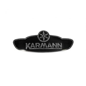 Karmann convertible body badge - Exterior - Accessories - Emblems and badges  - Generic