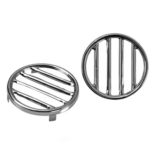 Horn grills (pair) - Exterior - Accessories - Horn grill  - Generic