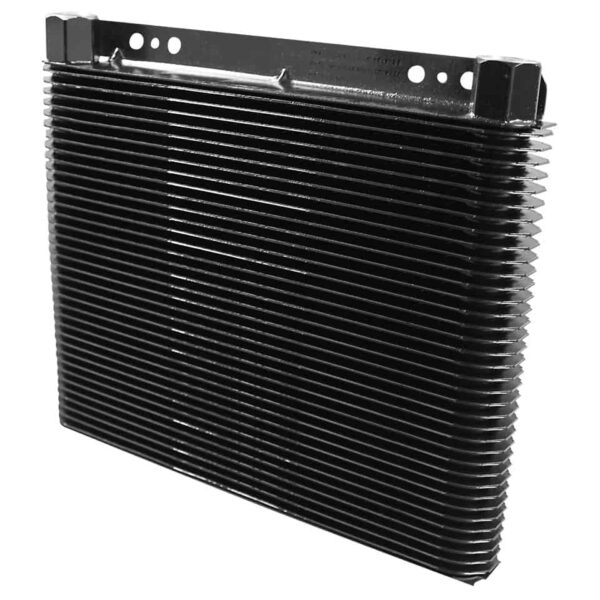 Oil cooler 72 plates26 x 28 cm - Engine - Oil circuit - Supplementary oil cooler  - Generic