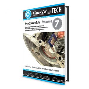 Boxertje Tech 7 - Manuals - Books - Workshop manuals, Dutch  - Generic