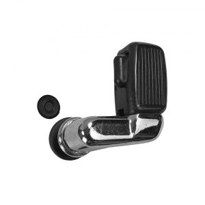 Ventwing lock right - Interior - Door finish and emergency brake - Vent wing locks and hinges  - Generic