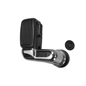 Ventwing lock left - Interior - Door finish and emergency brake - Vent wing locks and hinges  - Generic
