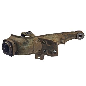 Trailing arm 'IRS' right single leafspring (used) - Under-carriage - Rear suspension and gearbox - Trailing arm  - Generic