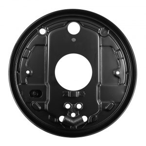 Backing plate, rear left - Under-carriage - Brakes - Backing platesSold each  - Generic
