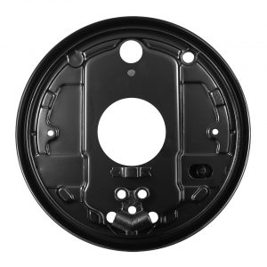 Backing plate, rear right - Under-carriage - Brakes - Backing platesSold each  - Generic