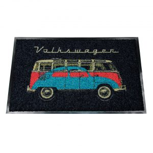 "Doormat ""Samba & Beetle"" - Gadgets - Sew on badge, Key rings, gifts - Doormat  - Generic"