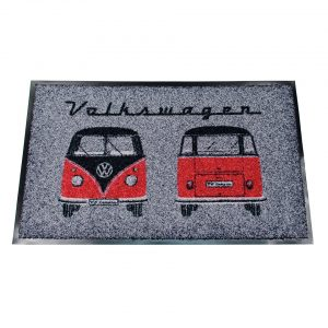 "Doormat ""Front & Back"" - Gadgets - Sew on badge, Key rings, gifts - Doormat  - Generic"
