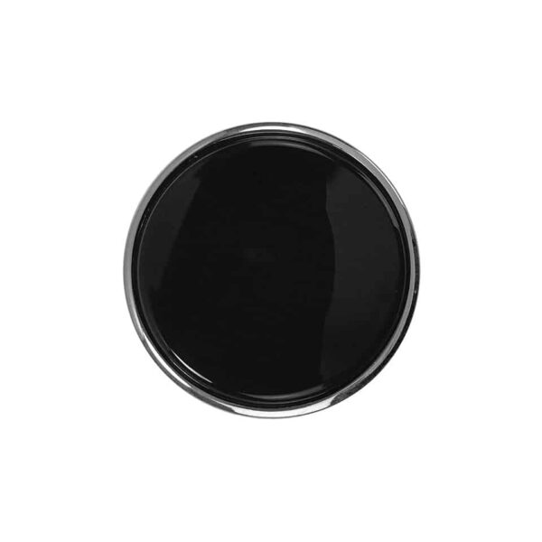 Horn button for Banjo steering wheel - Black - Interior - Shifters and steering wheels - Flat-4 steering wheels and accessories  - Generic
