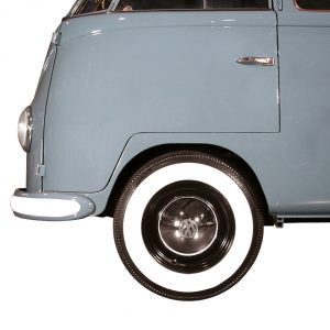 """White wall ring (BIG) 16"""" (4 piece) - Exterior - Wheel rims and accessories - Tyre walls  - Generic"""
