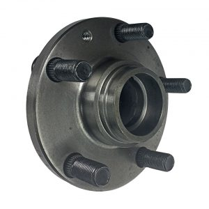 Wheel hub front with studs OE - Under-carriage - Front suspension - Spindle  Bus 08/67- (XView 4-14)  - Generic