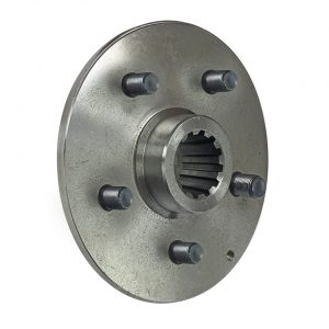 Wheel hub rear with studs - Under-carriage - Rear suspension and gearbox - IRS parts  - Generic