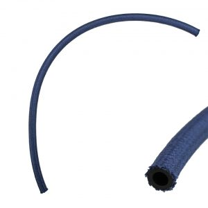 Blue brakehose, 0,5 meterFrom the reservoir to the master cylinder. - Under-carriage - Brakes - Brake hoses  - BBT Production