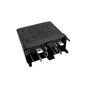 Relais injection engine 11 pin - Electrical section - Switches and apparatuses - Relays, headlights, blinkers, wipers, switch  - Generic