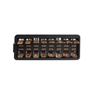 Fuse box for 8 fuses - Electrical section - Switches and apparatuses - Fuse boxes and fuses  - Generic