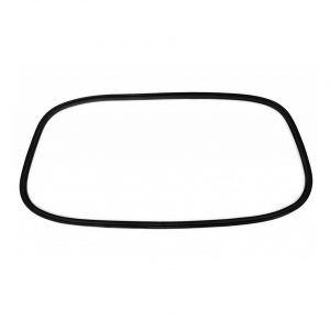 Windscreen seal, deluxeGerman quality - Exterior - Body part rubbers - Rubbers Karmann Ghia (XView 1-16)  - Generic