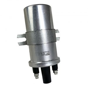 12 volt coil Beru with clamp (German) - Engine - Ignition - Coil and accessories  - Generic