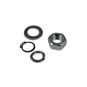 mounting kit brake pedal Bolt - Interior - Pedals and accessories - Pedal accessories  Bus  - Generic