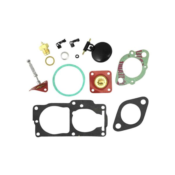 Carburetor rebuilt kit Solex, right, Brosol, 1 carburettor - Engine - Fuel and intake - Seal kits for stock carburettors  - Generic