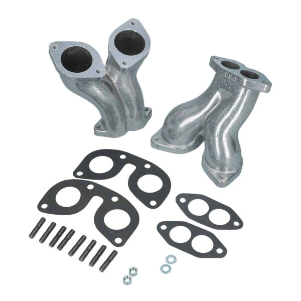 Dual manifold IDF/DRLAas pair - Engine - Fuel and intake - Dual mount manifold  - Generic