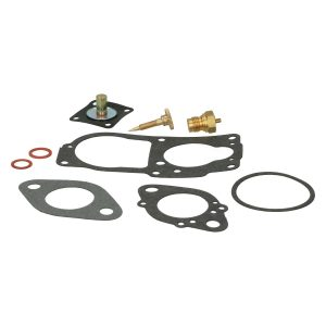 Complete seal kit for carburettor with twin carburettor (1 small bag = 1 carburettor) - Engine - Fuel and intake - Seal kits for stock carburettors  - Generic