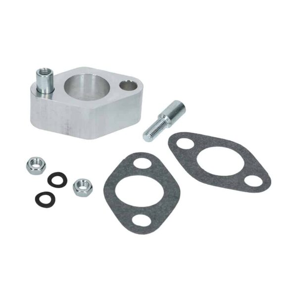 Spacer 28/30/31pict 25mm - Engine - Fuel and intake - Adapter 31 pict - 34 pict  - Generic