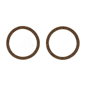 Air cleaner base gasket EMPI Brosol/Solex, Kadron (pair) - Engine - Fuel and intake - Empi dual carburettor(Previously Kadron kit)  - Generic