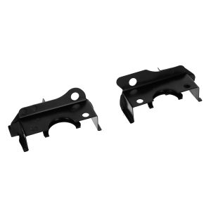 Heat riser plates (pair) - Engine - Engine cooling tin - Engine front and rear sheet metal  - Generic
