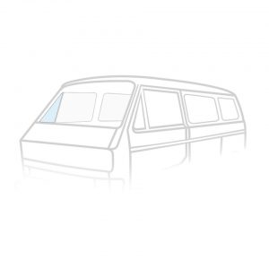 Ventwing window open right - Exterior - Windows and accessories - Windows,  Type 25  - Generic