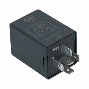 Wipers relay 12V - Electrical section - Switches and apparatuses - Relays, headlights, blinkers, wipers, switch  - Provided by BBT