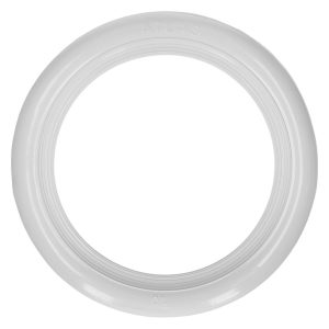 White wall ring 10 inch, 4 pieces - Exterior - Wheel rims and accessories - Tyre walls  - Generic