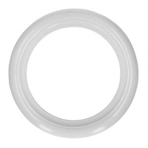 """White wall ring 17"""" (4 piece) - Exterior - Wheel rims and accessories - Tyre walls  - Generic"""