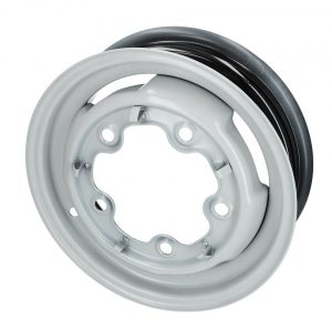 Wheel standard - 4.5 x 15 - Grey painted - Exterior - Wheel rims and accessories - Standard  - Generic